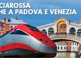 Frecciarossa Venezia Padova