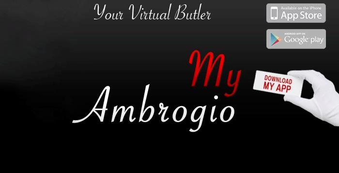 MyAmbrogio app
